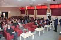 MEHMET YıLDıRıM - Tarsim Adıyaman Bilgilendirme Toplantısı Yapıldı