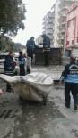 ZABıTA - Tarsus'ta Seyyar Satıcılara Operasyon