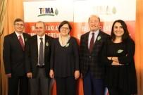 ODUNPAZARI - TEMA Vakfı Eskişehir'de Görev Değişimi