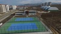 KARŞIYAKA - Tenis Kortları Nisan'da Açılıyor