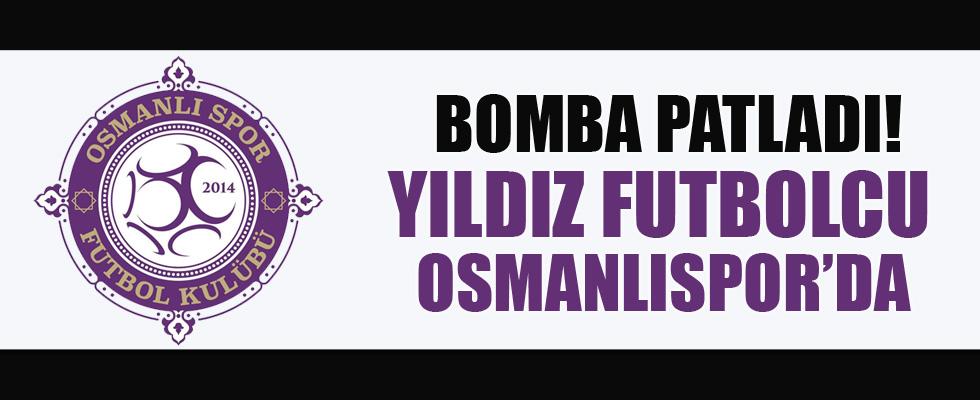 Osmanlıspor'dan bomba transfer