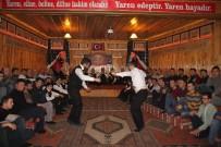 HALK OYUNLARI - Tosya'da Yaren Ocağını Avukat Ve İş Adamları Yaktı