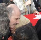ORHAN FEVZI GÜMRÜKÇÜOĞLU - Trabzon Şehidini Uğurladı
