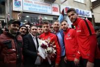 TEKNİK DİREKTÖR - Trabzonspor, Gümüşhane'de
