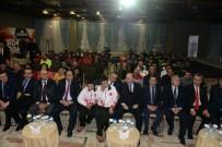 ERZURUM VALISI - Türkiye Özel Sporcular Kayak Şampiyonasının Açılışı Yapıldı