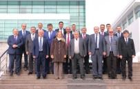 BOSTANCı - UNİKOP Dönem Başkanlığı KTO Karatay Üniversitesi'ne Devredildi