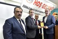 ABDULLAH ÖZER - Yozgatlılar 'Arabaşında' Buluştu