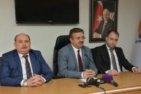 REJIM - Yurdunuseven Açıklaması 'Anayasa Değişikliği AK Parti Ve MHP'nin Oyları İle Yürürlüğe Girecek'