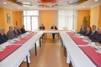 MAHALLİ İDARELER - 3. Muhtarlarla Buluşma Toplantısı Çerkezköy'de Yapıldı