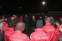 TEKNİK DİREKTÖR - Adanaspor'da Bursaspor Mesaisi Başladı