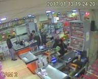 SIGARA - Adıyaman'da Marketten Sigara Çalan Hırsız Yakalandı