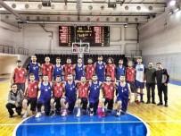 MUSTAFA TALHA GÖNÜLLÜ - Adıyaman Üniversitesi Basketbol Takımı Bir Üst Gruba Çıktı