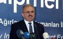 MÜNIR KARALOĞLU - Antalya Turizmine Fuar Dopingi