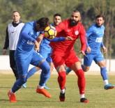 SALİH DURSUN - Antalyaspor'dan İyi Prova