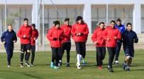 GAZIANTEPSPOR - Antalyaspor, Osmanlıspor Maçının Hazırlıklarını Sürdürüyor