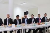 GARNİZON KOMUTANI - Araç İlçe Müftüsü Demiryürek'e Veda