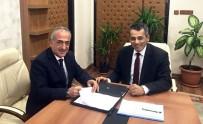 ATATÜRK ÜNIVERSITESI - Atatürk Üniversitesi Ve SGK Arasında Protokol Anlaşması İmzalandı