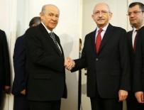CHP - Bahçeli Kılıçdaroğlu'nu eleştirdi