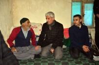 KıŞLA - Bakan Kaya Yüksekovalı Aileye Sahip Çıktı