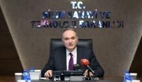 FARUK ÖZLÜ - Bakan Özlü Açıklaması 'Hedefimiz 2017 Yılında Türkiye'deki Ar-Ge Merkezleri Sayısını Bine Çıkartmak'