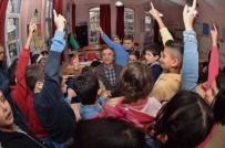 AHMET EMIN YALMAN - Başkan Ahmet Misbah Demircan Açıklaması 'Kimsenin Geleceğinden Kaygı Duymadığı Bir Beyoğlu Var'