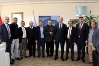 AHMET ÜNAL - Başkan Aktaş Açıklaması 'Medyanın Denetim Rolünü Önemsiyoruz'