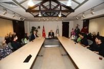 KÜTÜPHANE - Başkan Çelik'ten Yüzde Yüz Başarıya Yüzde Yüz Kutlama