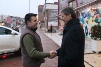 YUSUF ALEMDAR - Başkan Yusuf Alemdar Muradiye Camisinde Kıldı