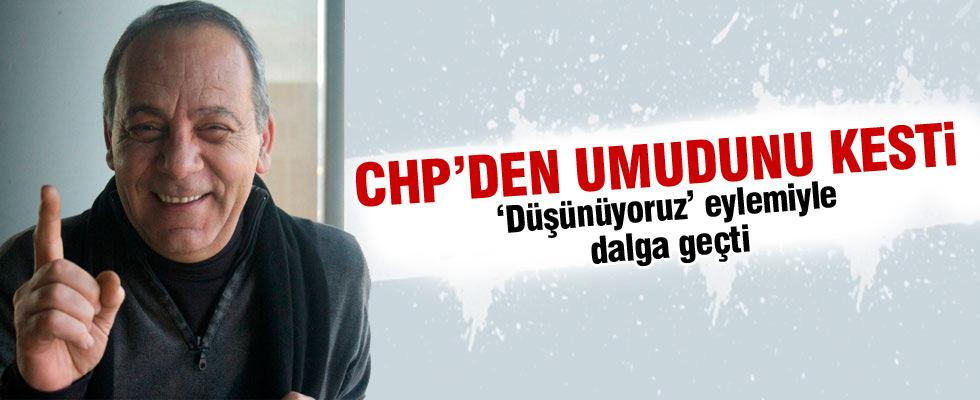 Bekir Çoşkun CHP'den umudunu kesti