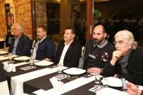 NEJAT İŞLER - Beşiktaşlılar Derneği'ne Ziyaret