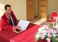 BİTLİS - Bitlis'te Bir Yılında 320 Resmi Nikah Kıyıldı