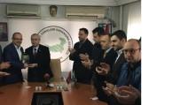 HAKAN ÇAVUŞOĞLU - BTTDD Bursa'da Bayrağı Dr. Eminlatif Devraldı