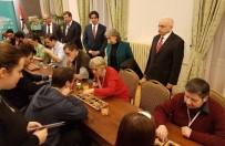 STRATEJİ OYUNU - Budapeşte'de Mangala Turnuvasına Büyük İlgi