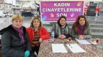 AİLE DANIŞMA MERKEZİ - Burhaniye'de Kadınlar 600 İmza Topladı