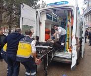 Çankırı'da Silahlı Kavga Açıklaması 1 Yaralı