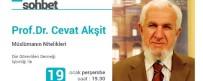 GEBZE BELEDİYESİ - Cevat Akşit Gebze'ye Geliyor