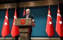 Cumhurbaşkanı Erdoğan Şevket Kazan'ı ziyaret etti