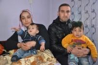 AHMET ÖZKAN - Damdan Düşüp Yatağa Mahkum Kalan 2 Çocuk Annesi Yardım Bekliyor