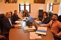 MECLİS ÜYESİ - Denetim Komisyonu İncelemelere Başladı