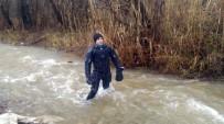 DENİZ POLİSİ - Denizli'deki Kayıp Şahısın Arama Çalışmaları Sürüyor