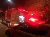 MALZEME DEPOSU - Depoda Çıkan Yangın Büyümeden Söndürüldü