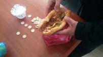 PARA CEZASI - Dilencinin Parası Ekmek Arası Dönerde Çıktı
