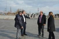 MESUT ÖZAKCAN - Efeler Belediyesi Şantiyeleri İle Güçleniyor