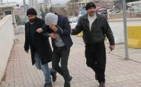 SIGARA - Elazığ'da 7 Hırsız Tutuklandı
