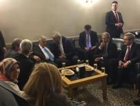 GÜNDOĞDU - Enver Yılmaz, Başbakan Yıldırım İle Görüştü