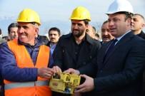FATIH SULTAN MEHMET - Erbaa'da Yeni İtfaiye Binası İçin Temel Atma Töreni