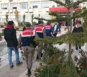 KARGıPıNARı - Erdemli'de Uyuşturucu Operasyonu