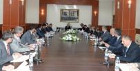 MÜDÜR YARDIMCISI - Erzurum'da İstihdam Ve Mesleki Eğitim Toplantısı Yapıldı