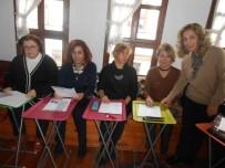 İNGILIZCE - Eskişehir Eğitim Ve Öğretimi Destekleme Derneği'nden Gönüllülere İngilizce Kursu