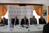 HASTANELER BİRLİĞİ - Fazlı Erdoğan Açıklaması 'Sezaryen Doğum Ve Antibiyotik Kullanımda Dünya Birincisiyiz'